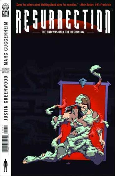 Resurrection (2009) 10-A by Oni Press