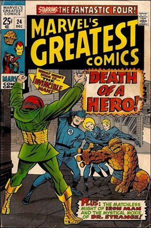 Marvel's Greatest Comics 24-A