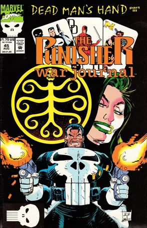 Punisher War Journal (1988) 45-A