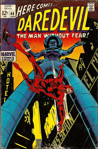 Daredevil (1964) 48-A by Marvel