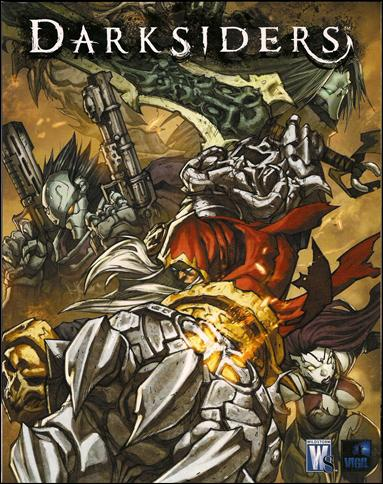 Darksiders 1-A by WildStorm