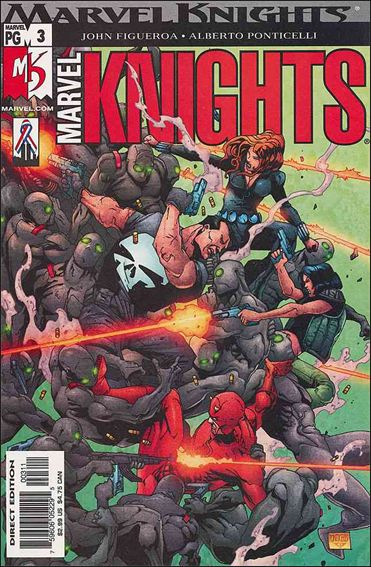 Marvel Knights (2002) 3-A by Marvel