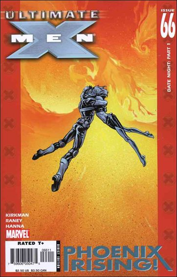 Ultimate X-Men (2000) 66-A by Marvel