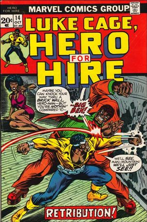 Hero for Hire 14-A