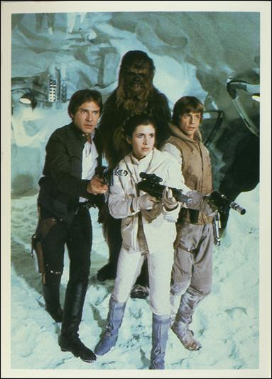Empire Strikes Back Photo Cards (Base Set) 30-A by Topps
