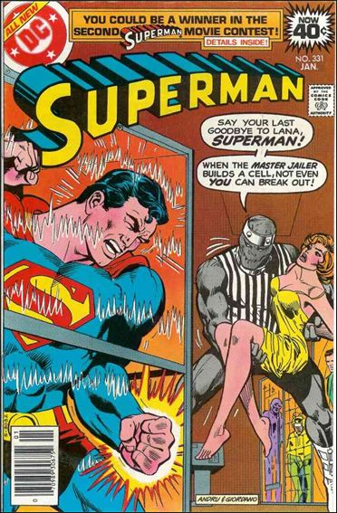 Superman (1939) 331-A by DC