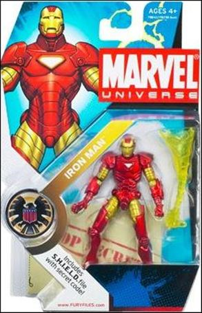 Marvel Universe (Series 1) Iron Man