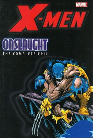 X-Men: The Complete Onslaught Epic 2-A