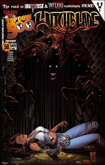 Witchblade 50-D by Top Cow