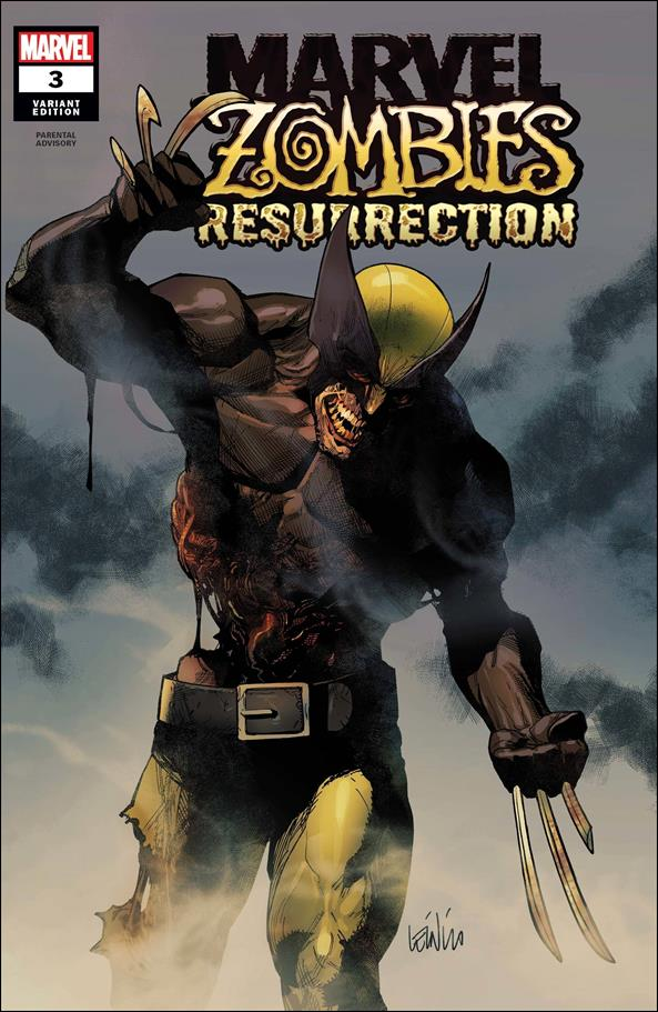 Marvel Zombies: Resurrection (2020) 3-C by Marvel