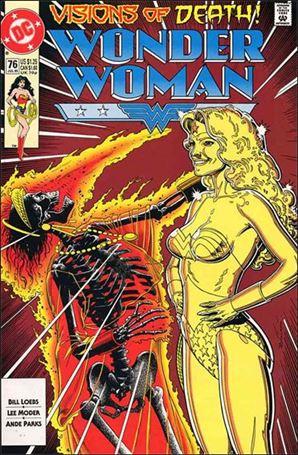 Wonder Woman (1987) 76-A