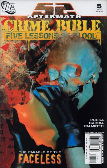 Crime Bible: The Five Lessons 5-A by DC