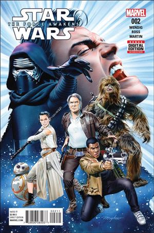 Star Wars: The Force Awakens Adaptation 2-A