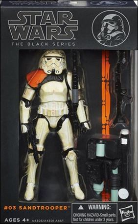 "Star Wars: The Black Series (6"" Figures) Sandtrooper"
