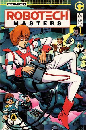 Robotech: Masters 8-A