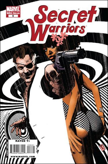 Secret Warriors (2009) 6-B by Marvel