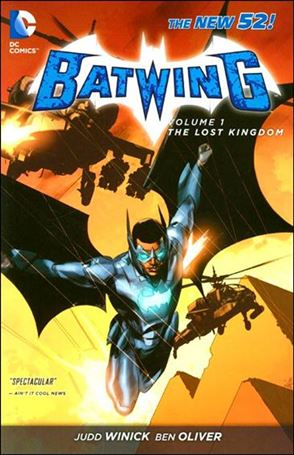 Batwing 1-A