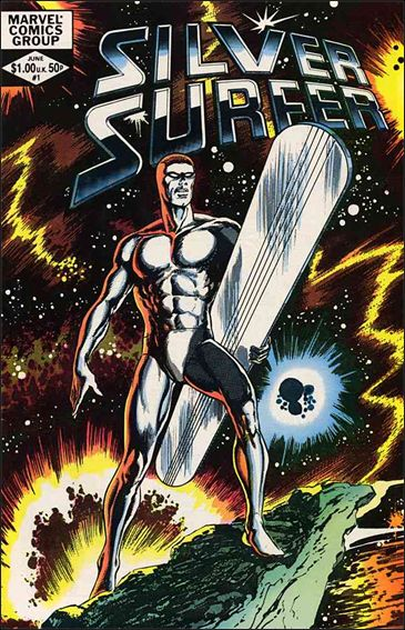 Silver Surfer (1982) 1-A by Marvel