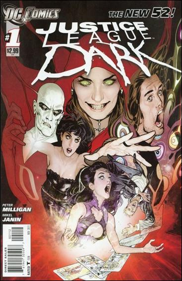 Justice League Dark 1-B by DC