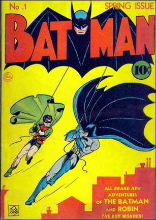 Batman (1940) 1-A