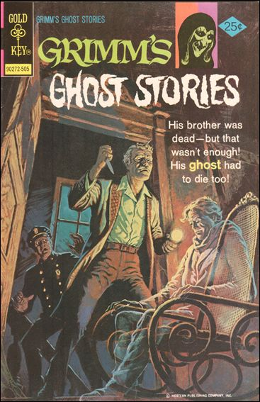 Grimm's Ghost Stories 23-A by Gold Key