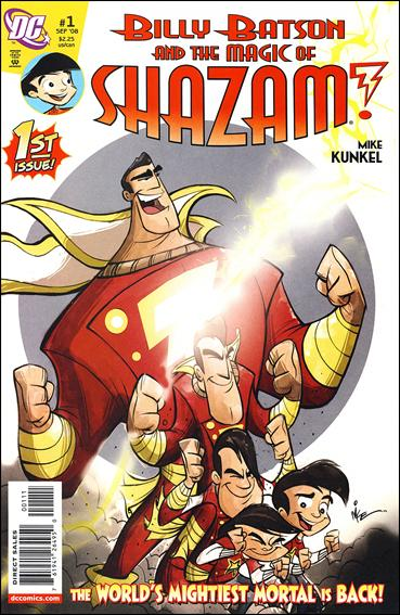 Billy Batson and the Magic of Shazam 1-A by DC