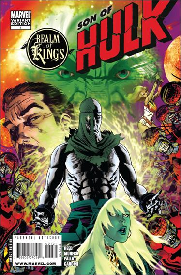 Realm of Kings: Son of Hulk 1-B by Marvel