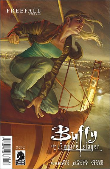 Buffy the Vampire Slayer Season 9 1-B by Dark Horse