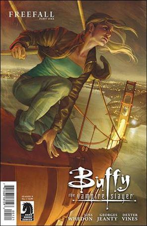 Buffy the Vampire Slayer Season 9 1-B