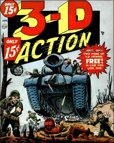 3-D Action 1-A by Atlas