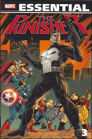 Essential Punisher 3-A by Marvel