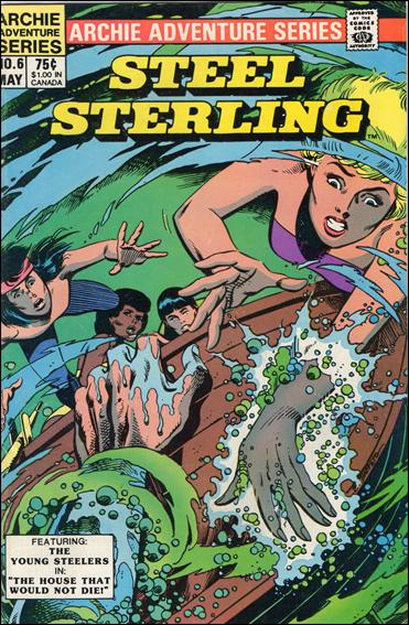 Steel Sterling 6-A by Archie
