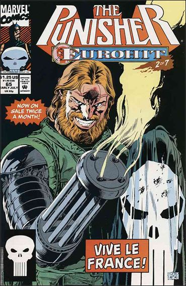 Punisher (1987) 65-A by Marvel