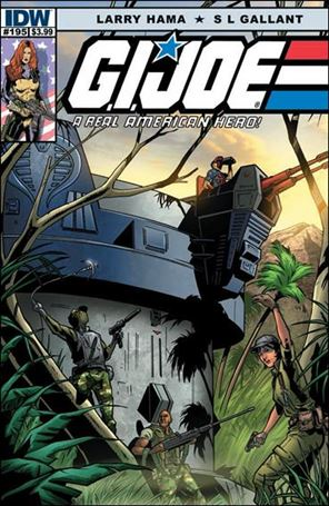 G.I. Joe: A Real American Hero 195-A
