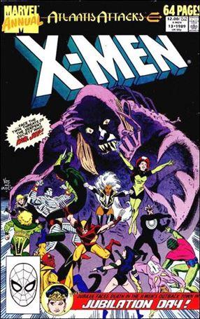 Uncanny X-Men Annual (1970) 13-A