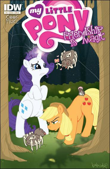 My Little Pony: Friendship is Magic 2-A by IDW