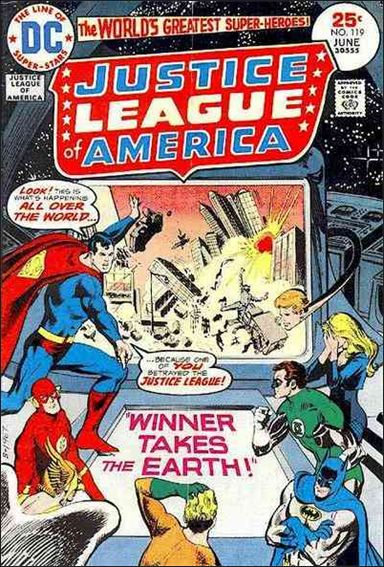 Justice League of America (1960) 119-A by DC