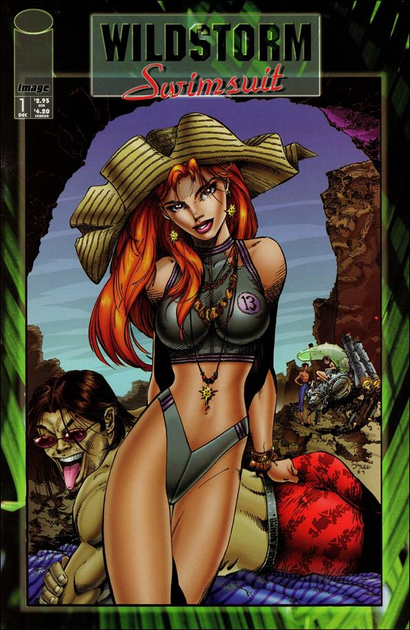 WildStorm Swimsuit Special 1-A by Image