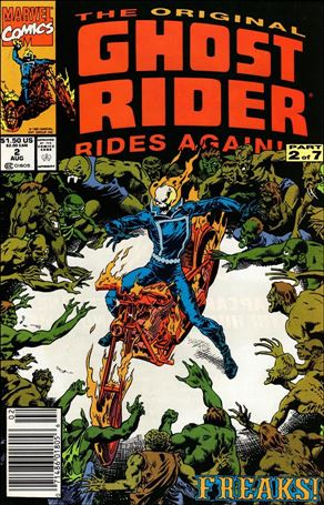 Original Ghost Rider Rides Again 2-A