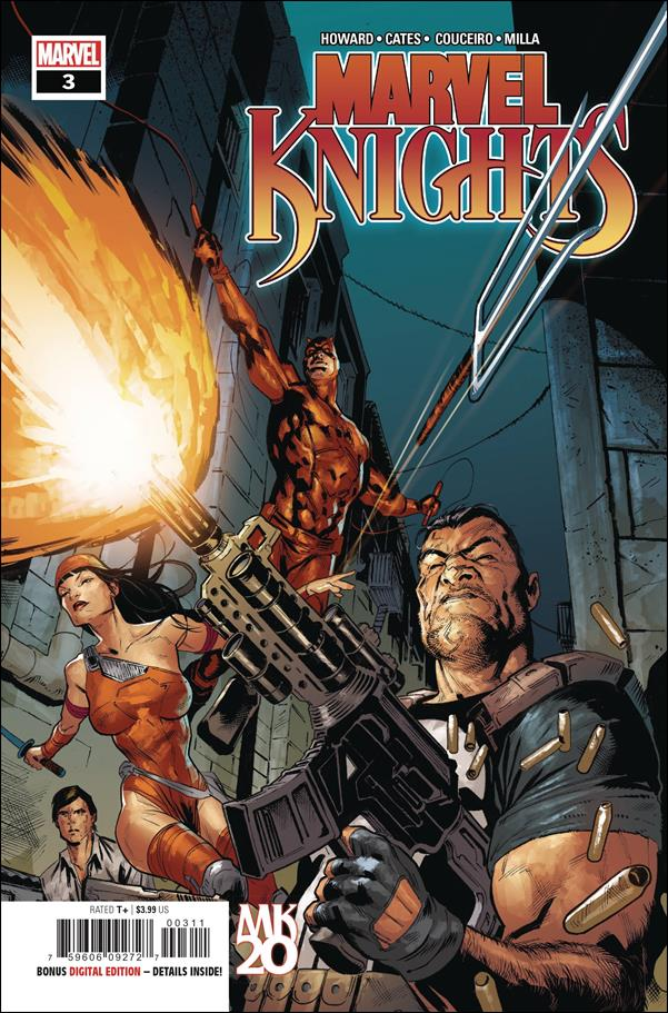 Marvel Knights 20th 3-A by Marvel