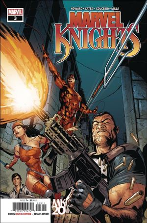 Marvel Knights 20th 3-A