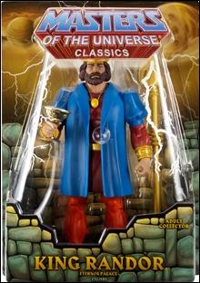 Masters of the Universe Classics King Randor (Eternos Palace) by Mattel