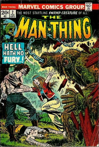 Man-Thing (1974) 2-A by Marvel