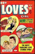 Boy Loves Girl 31-A