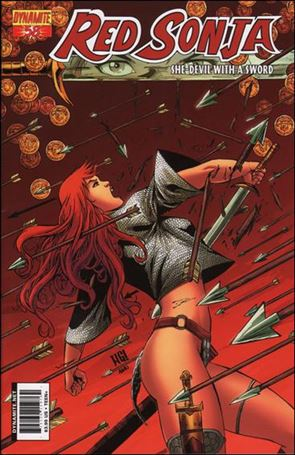Red Sonja (2005) 58-A