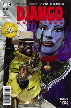 Django Unchained 6-A by Vertigo