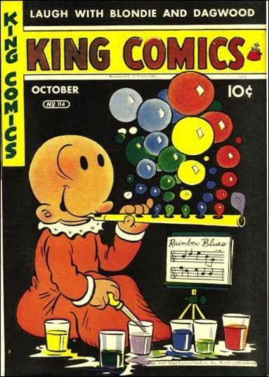 King Comics 114-A by David McKay