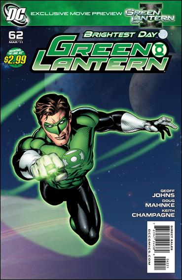 Green Lantern (2005) 62-B by DC