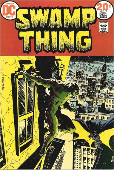 Swamp Thing (1972) 7-A by DC