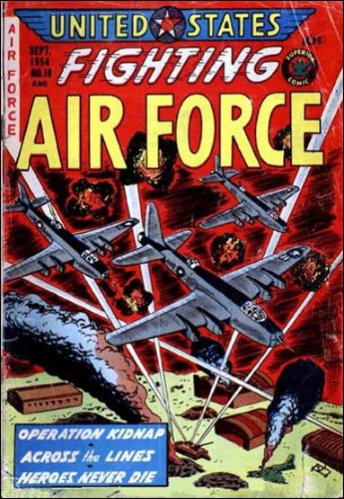 U.S. Fighting Air Force 10-A by Superior